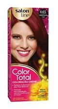 Coloração Salon Line Color Total Castanho Vermelho Acajú 4.65