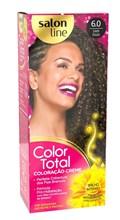Coloração Salon Line Color Total Louro Escuro 6.0