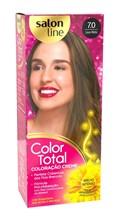 Coloração Salon Line Color Total Louro Médio 7.0