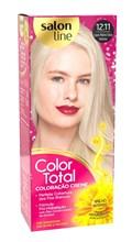 Coloração Salon Line Color Total Louro Platino Cinza Intenso 12.11