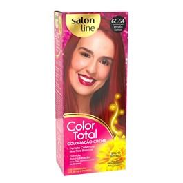 Coloração Salon Line Color Total Vermelho Glamour 66.64