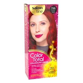 Coloração Salon Line Color Total Vermelho Sedução 7.66