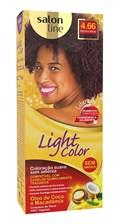 Coloração Salon Line Light Color Borgonha Intenso 4.66
