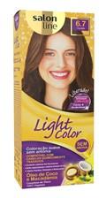 Coloração Salon Line Light Color Chocolate 6.7