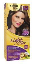 Coloração Salon Line Light Color Louro Escuro 6.0