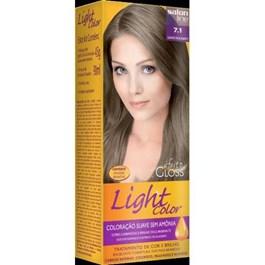 Coloração Salon Line Light Color Louro Fascinante 7.1