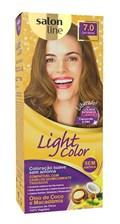 Coloração Salon Line Light Color Louro Natural 7.0