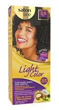 Coloração Salon Line Light Color Preto 2.0