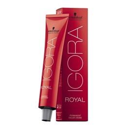 Coloração Schwarzkopf Igora Royal Louro Claro Cobre Extra 8.77
