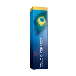 Coloração Wella Color Perfect 60 gr Louro Médio Dourado 7.3