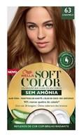 Coloração Wella Soft Color Especial Caramelo 63