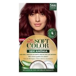 Coloração Wella Soft Color Especial Purpura 566