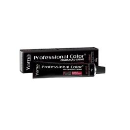 Coloração Yamá Profissional 6.41 Louro Escuro Cobre Cinza 60g