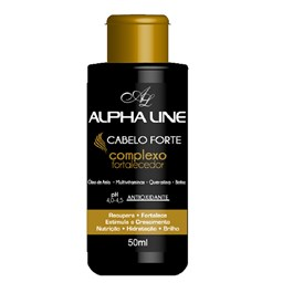 Complexo Capilar Alpha Line 60 ml Cabelo Forte