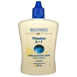 Complexo Nutritivo Bio Extratus 100 ml Vitaminas A+E
