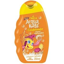 Condicionador Acqua Kids 250 ml Cabelos Cacheados