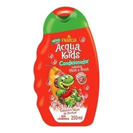 Condicionador Acqua Kids 250 ml Cabelos Lisos e Finos