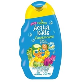 Condicionador Acqua Kids 250 ml Praia e Piscina