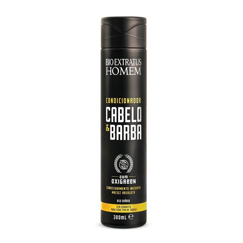 Condicionador Bio Extratus Homem Cabelo & Barba 300 ml