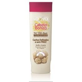 Condicionador Cabelo Bonito Nutri Hair 300 ml Cachos Definidos