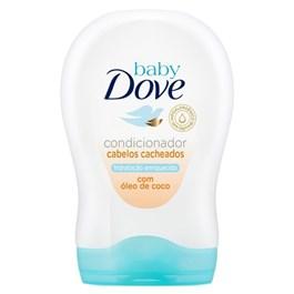 Condicionador Cabelos Cacheados Dove Baby 200 ml Hidratação Enriquecida