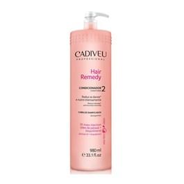 Condicionador Cadiveu Professional Hair Remedy 980 ml Cabelos Danificados