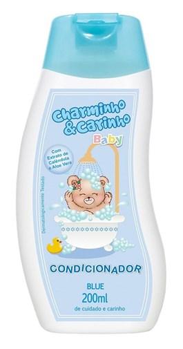 Condicionador Charminho & Carinho Baby 200 ml Blue