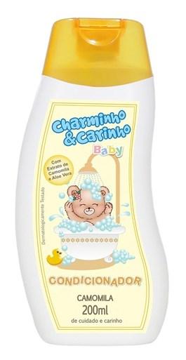 Condicionador Charminho & Carinho Baby 200 ml Camomila