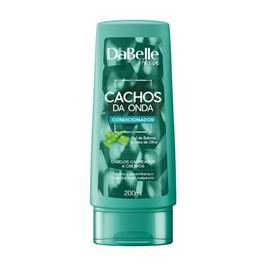 Condicionador DaBelle Hair Cachos da Onda 200 ml Cabelos Cacheados a Crespos