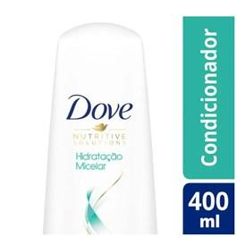 Condicionador Dove 400 ml hidratação Micelar