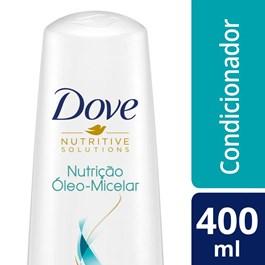 Condicionador Dove 400 ml  Nutrição Óleo Micelar