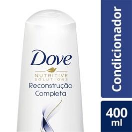 Condicionador Dove 400 ml Reconstrução Completa