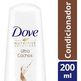Condicionador Dove Nutritive Solutions 200 ml Ultra Cachos