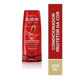 Condicionador Elseve Color-Vive 200 ml