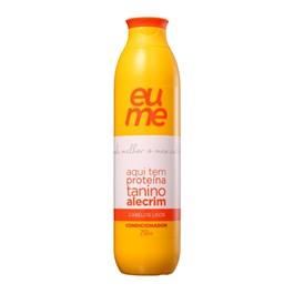 Condicionador Eume 250 ml Cabelos Lisos