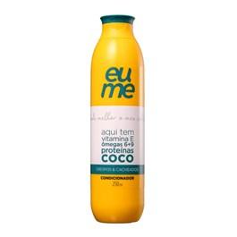 Condicionador Eume 250 ml Crespos & Cacheados