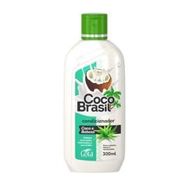 Condicionador Gota Dourada Coco Brasil 300 ml Coco e Babosa