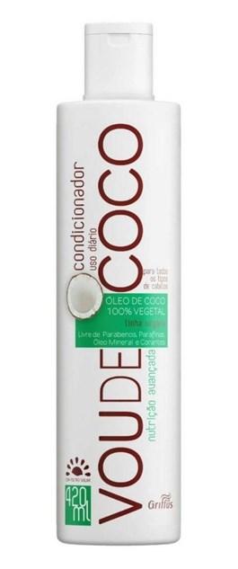 Condicionador Griffus 420 ml Vou de Coco