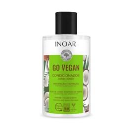Condicionador Inoar Go Vegan Hidratação e Nutrição 300ml