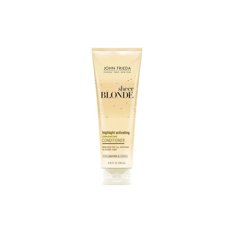 Condicionador John Frieda Sheer Blonde 250 ml Highlight Activanting For Lighter Blondes