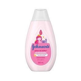 Condicionador Johnson's Baby 200 ml Gotas de Brilho