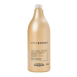 Condicionador L'oréal Professionnel Serie Expert 1500 ml Absolut Repair Gold Quinoa + Protein