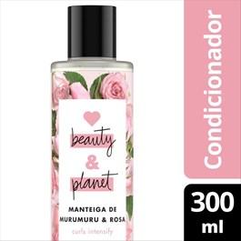 Condicionador Love Beauty & Planet 300 ml Manteiga de Murumuru & Rosas