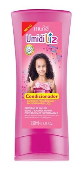 Condicionador Muriel Umidiliz 250 ml Kids