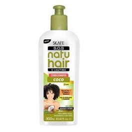 Condicionador Natu Hair SOS 300 ml Coco