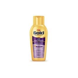 Condicionador Niely Gold 200 ml Liso Prolongado