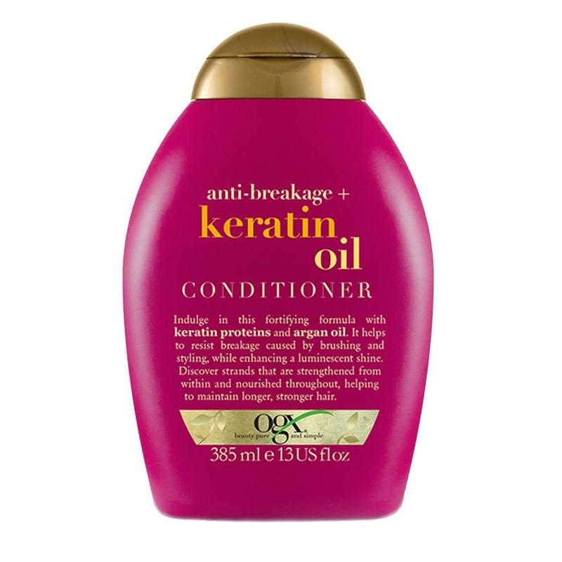 Condicionador OGX Keratin Oil 385 ml