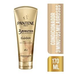 Condicionador Pantene 3 Minutos Milagrosos 170 ml Hidratação