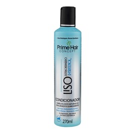 Condicionador Prime Hair Concept 270 ml Liso Extraordinário