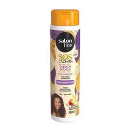Condicionador Salon Line 300 ml S.O.S Cachos